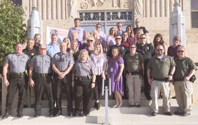 Grady County Coordinated Response Team ready to stand against domestic violence