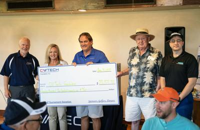 CV Tech Foundation Golf Tournament Nets Over $20k for Students