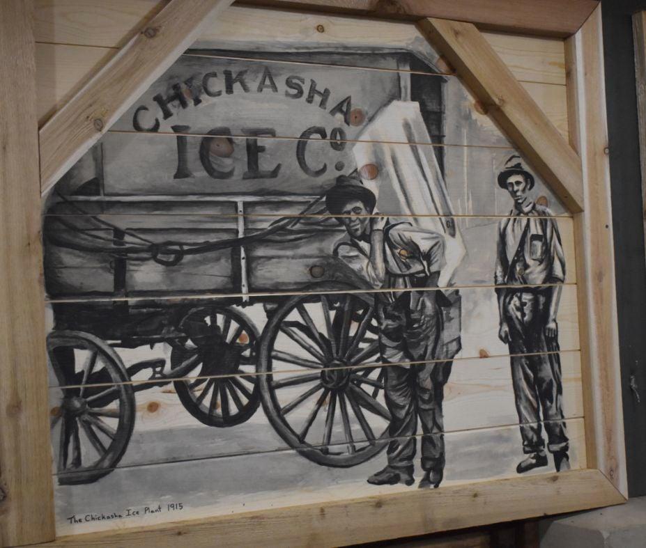 Chickasha Ice Truck