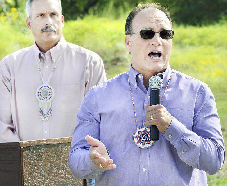 Choctaw Nation Chief Gary Batton