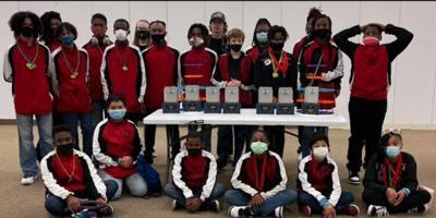 Robotics champions