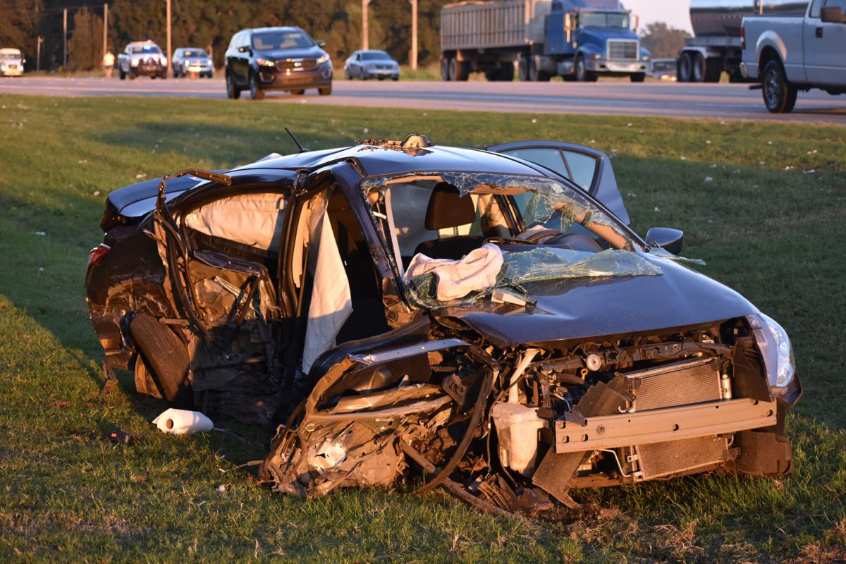 Hwy 82 Accident