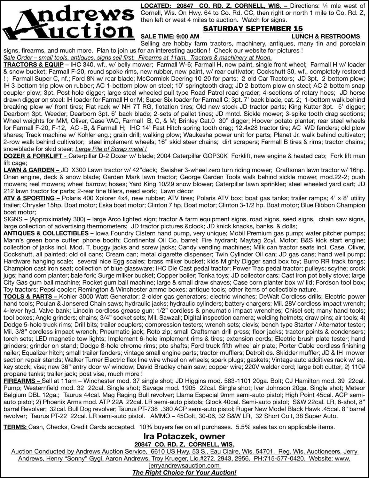 2308-1 pdf | Ad Vault | chippewa com