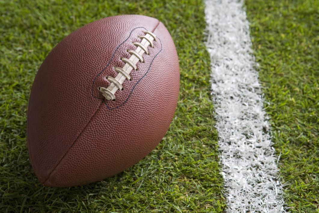 Stock Football Photo