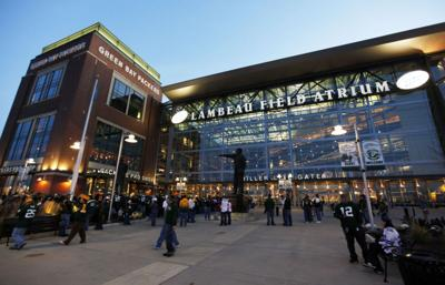 Lambeau Field, AP generic file photo