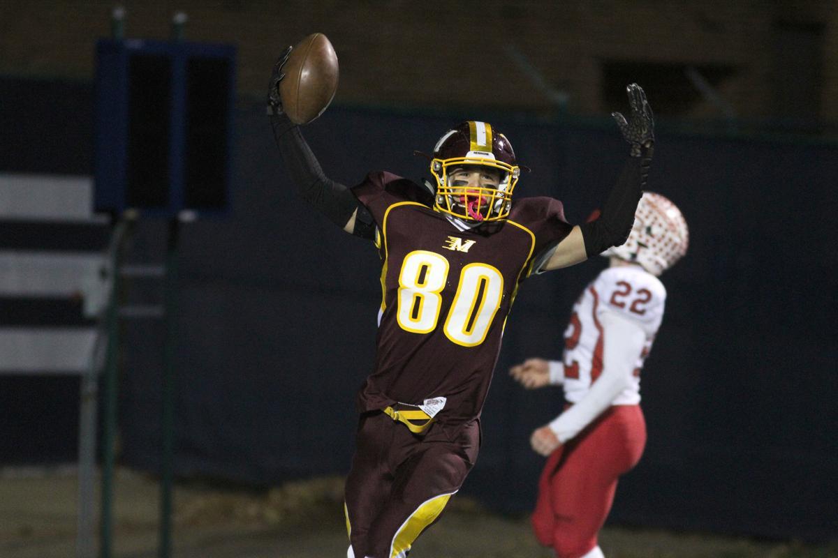 Medford at Menomonie football 11-8-19