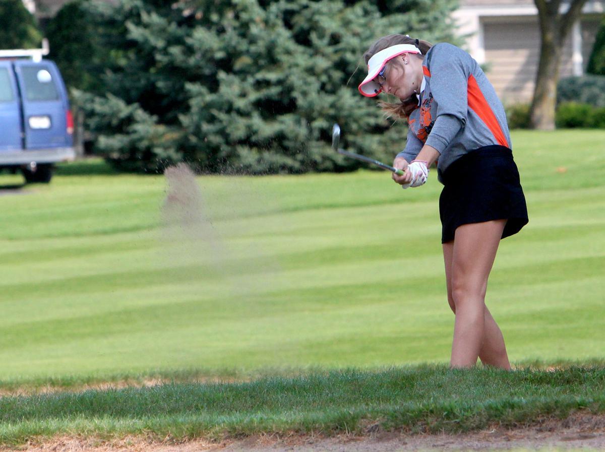 Chi-Hi girls golf invitational 8-27-15