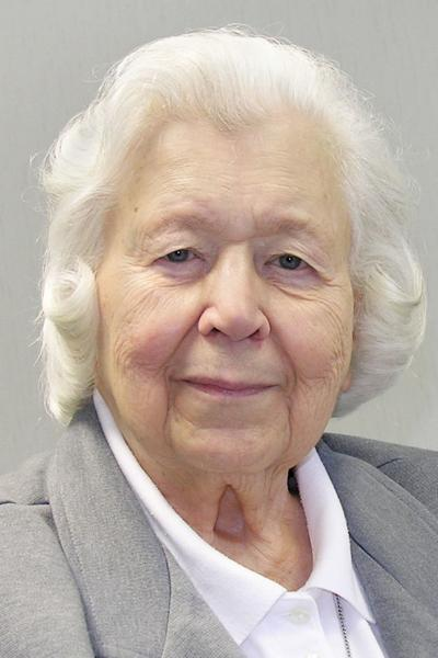 Sister M. Viola Swoboda, O.S.F.