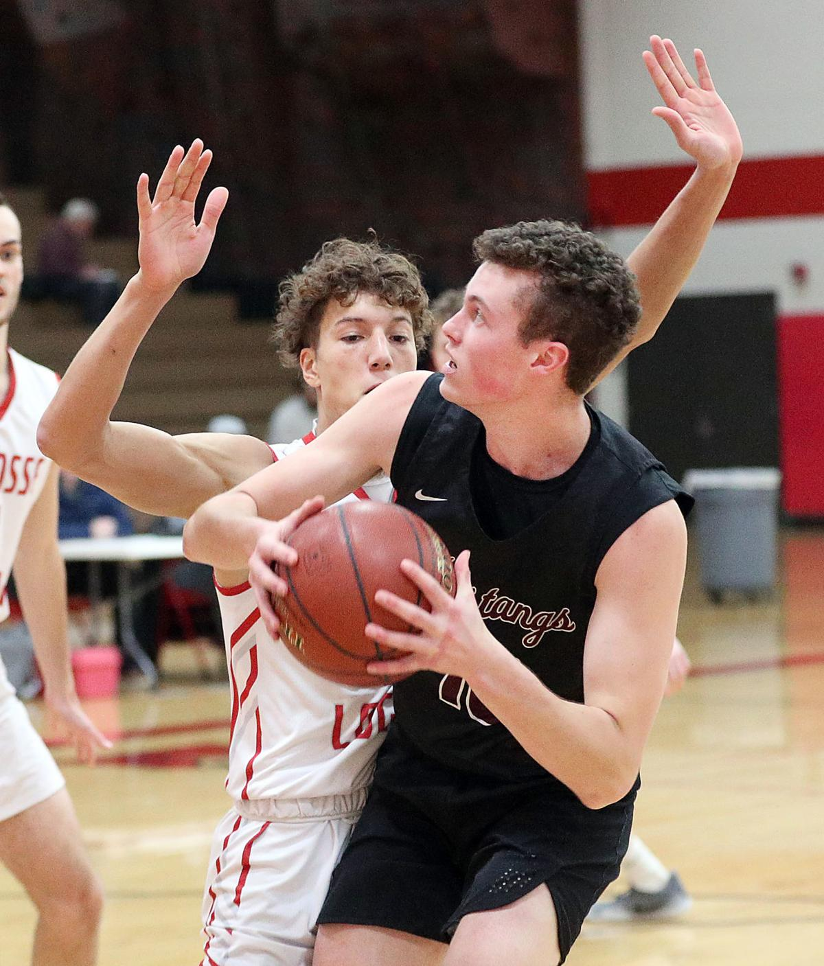 Logan Menomonie Basketball