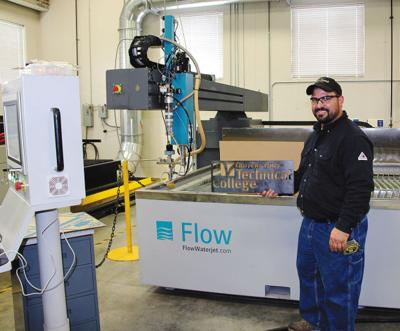 Latest equipment helps prepare students for job market | Business
