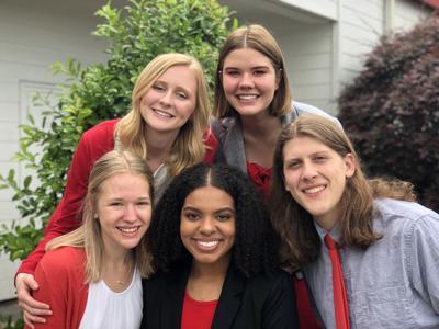 UW-Stout students win international award