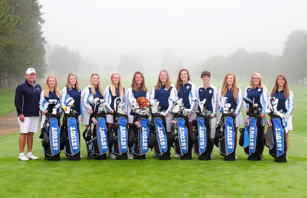 UW-Stout Women's Golf Head Shots