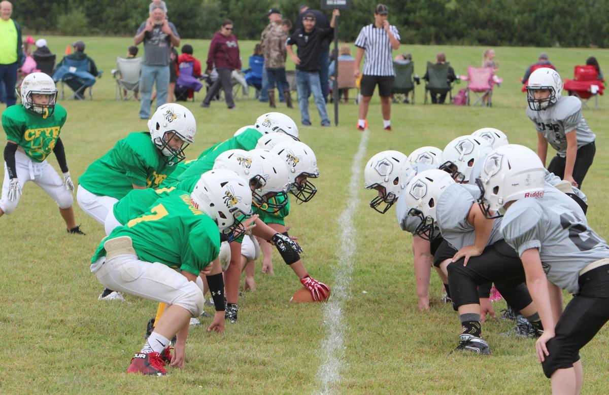 Chippewa Falls Youth Football Season Opener 9-7-19