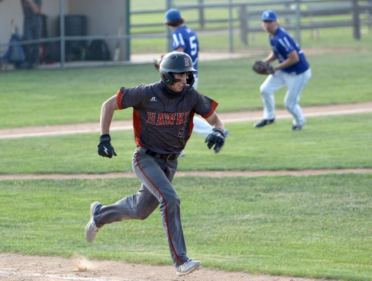 Bloomer at McDonell baseball 6-7-21