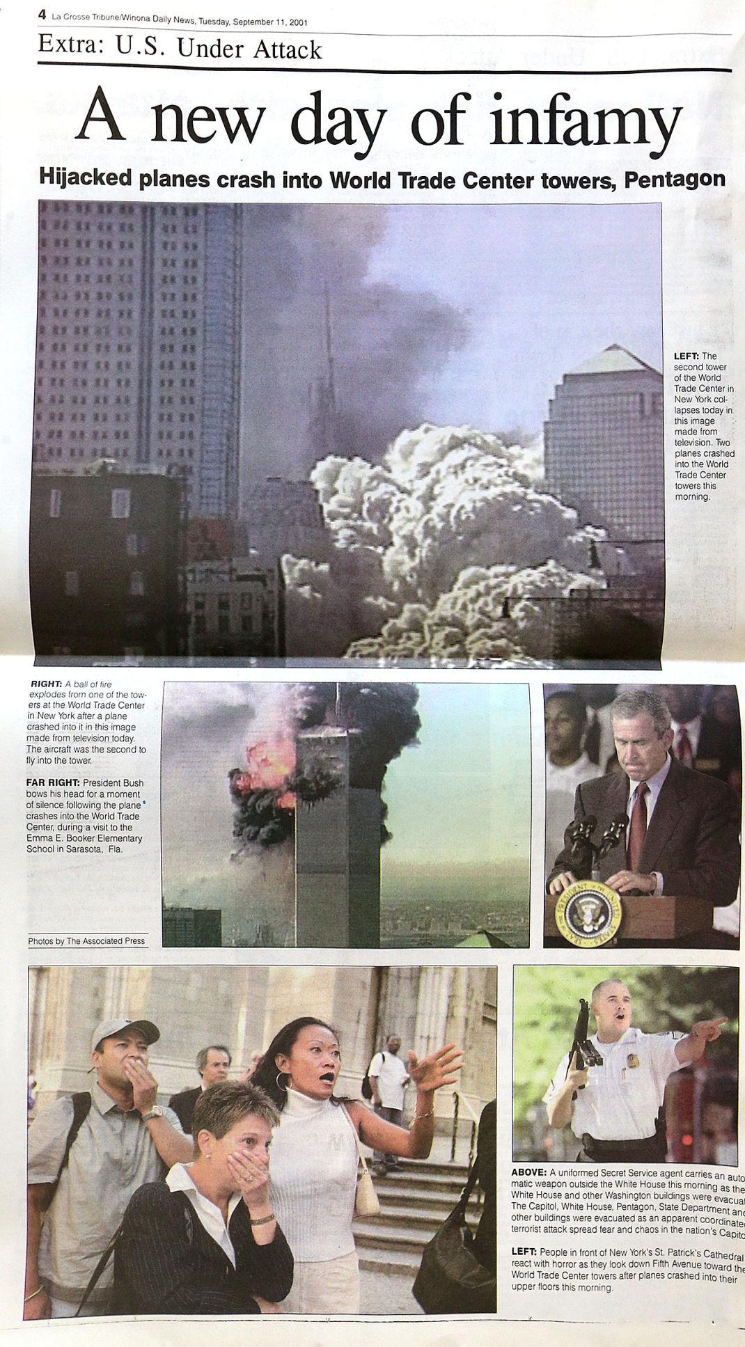 9/11 Extra