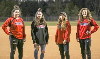 Chi-Hi softball seniors