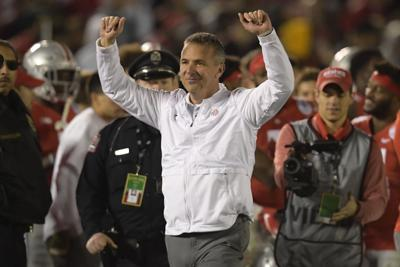 Urban Meyer Rose Bowl, AP photo