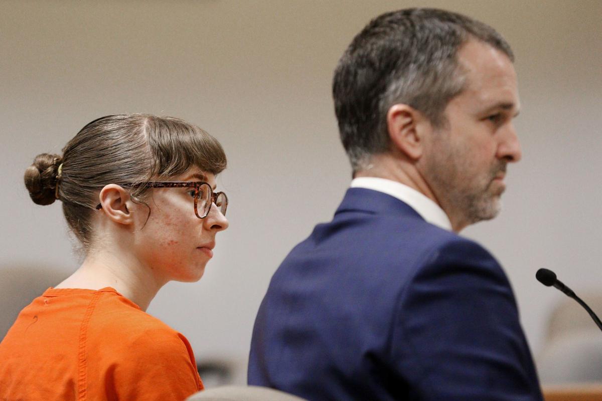 Ezra McCandless in court