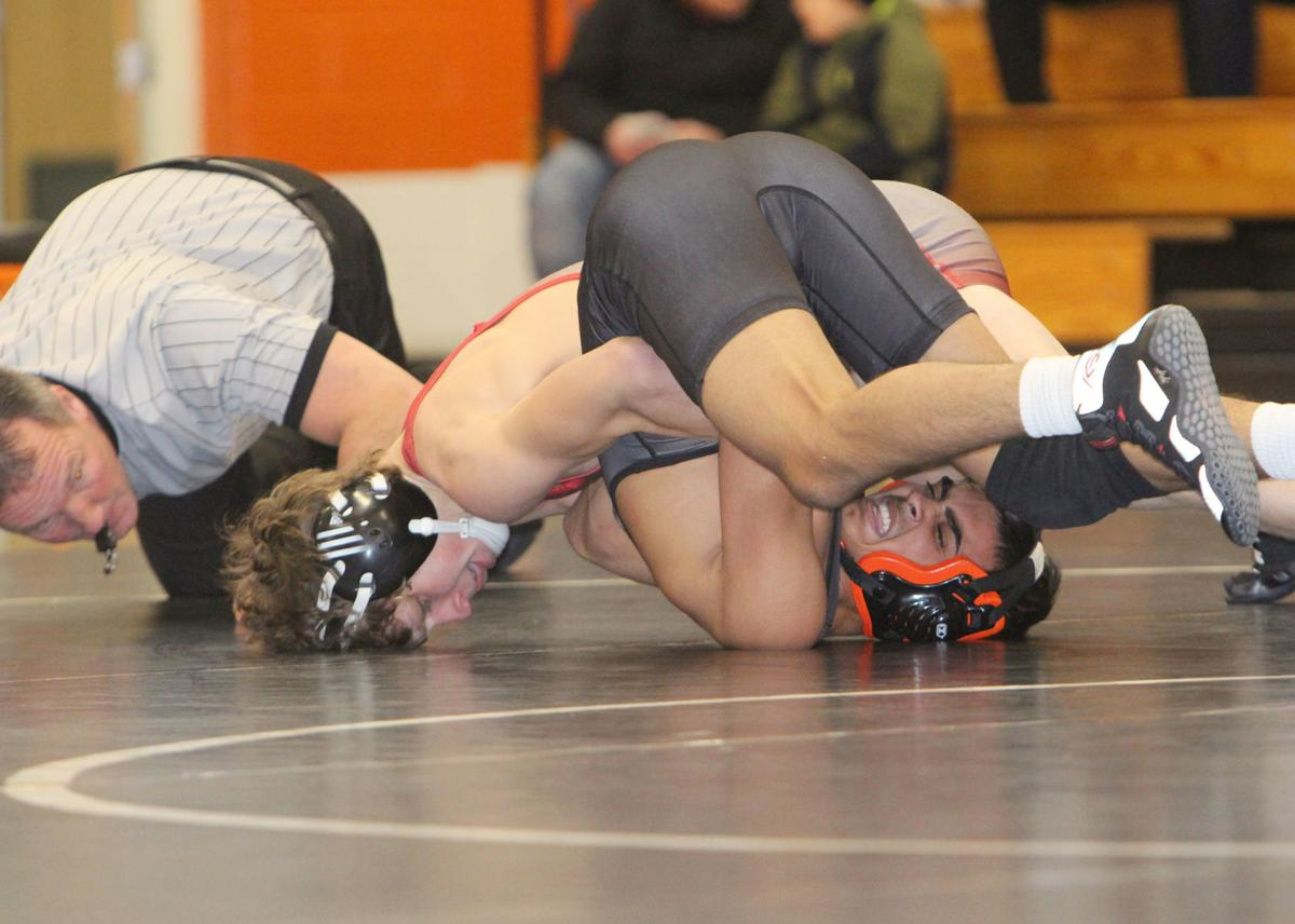 Cornell/Gilman at Stanley-Boyd/Owen-Withee wrestling 11-29-18