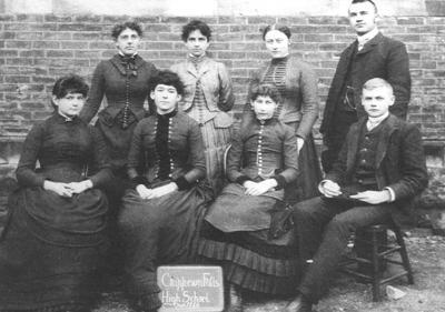Chippewa Falls High School Class of 1886
