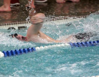 Eau Claire Boys Swimming Husky Invitational 1-19-19