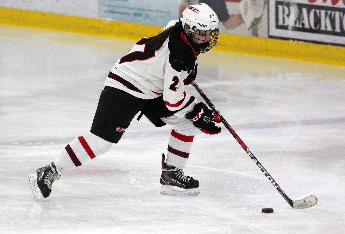 Medford at Chippewa Falls/Menomonie girls hockey 1-30-20