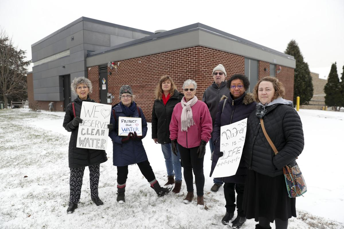 Opposition to military contaminants in Madison well water