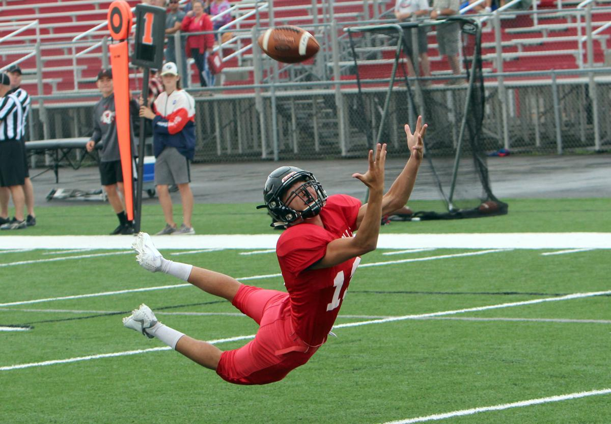 Chi-Hi football scrimmage 8-16-19