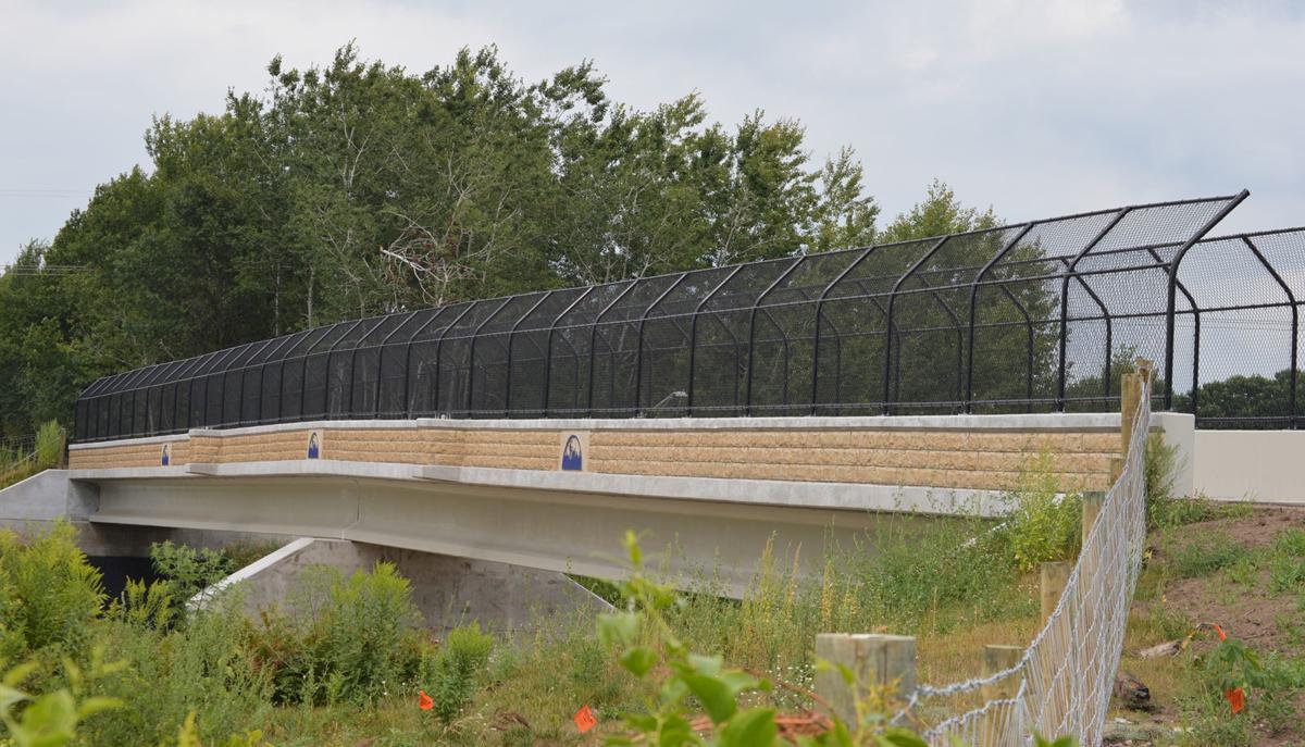 Junction Trail bridge