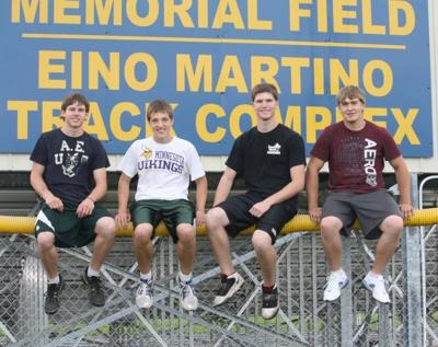 Lake Holcombe/Cornell Track Feature Photo