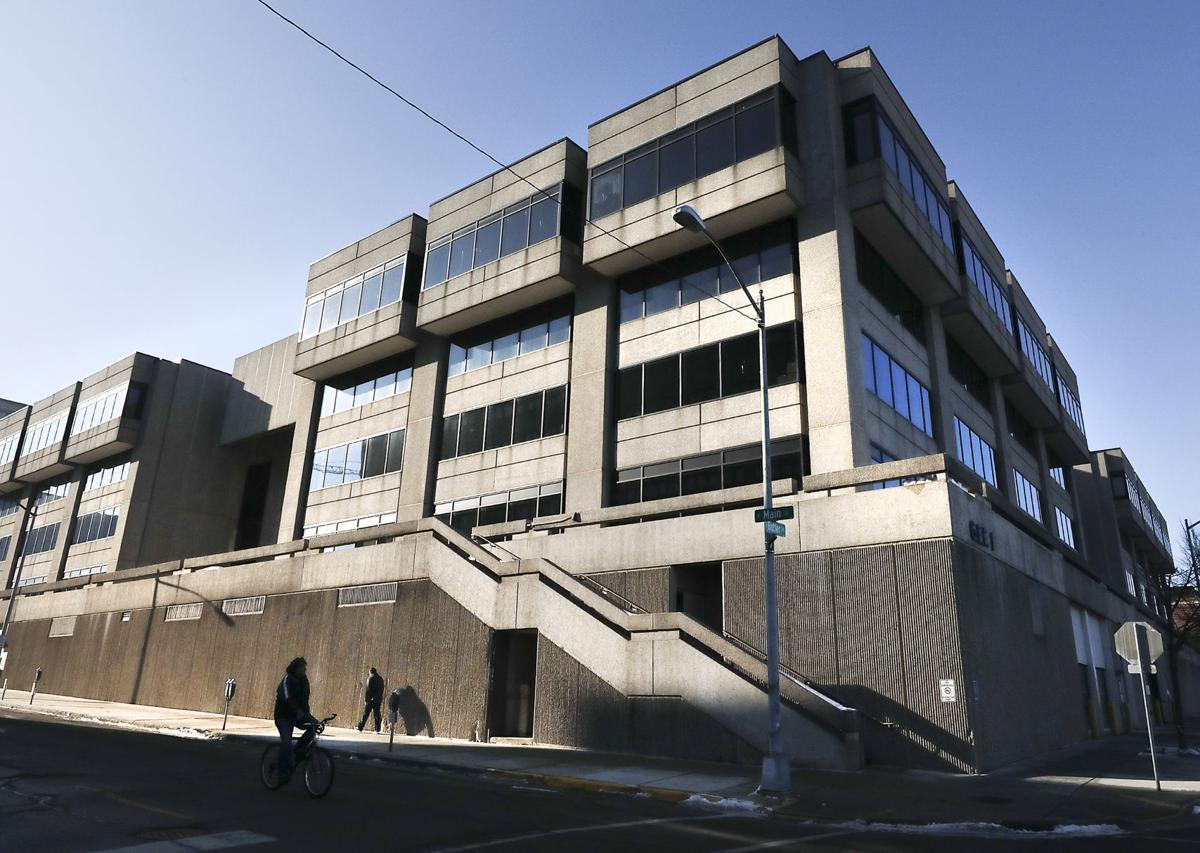 GEF 1 Building