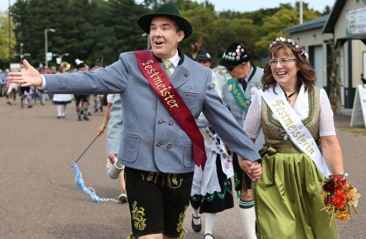 Oktoberfest Royalty 2021