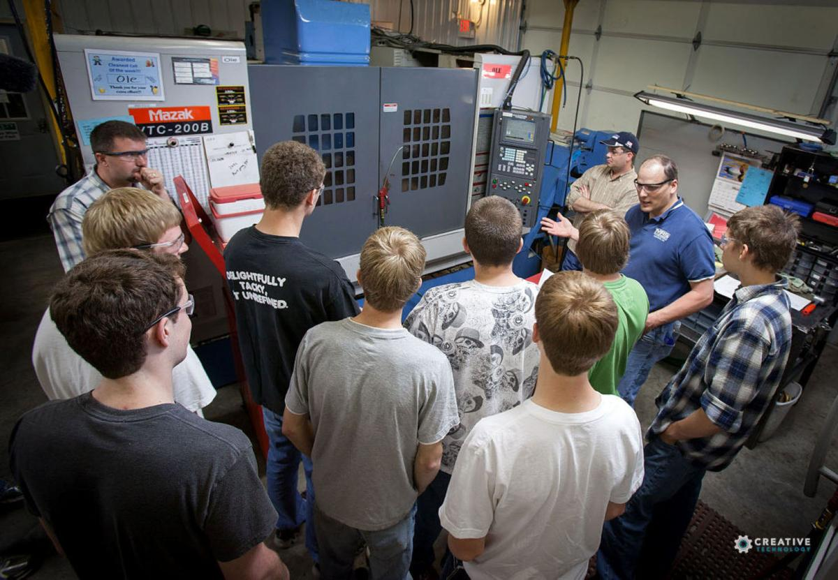 How local industry-education collaboration can address the