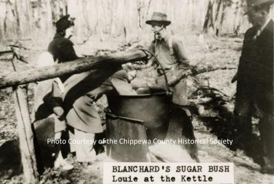 Blanchard's Sugar Bush