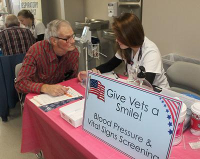 Give Vets a Smile 1