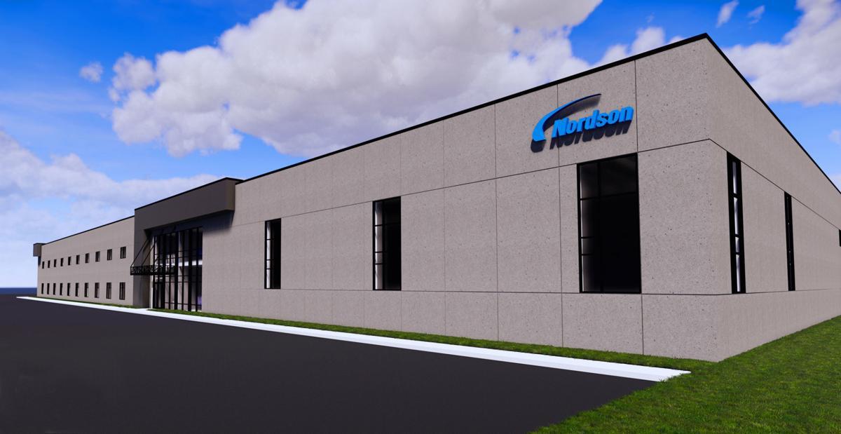 Nordson facility