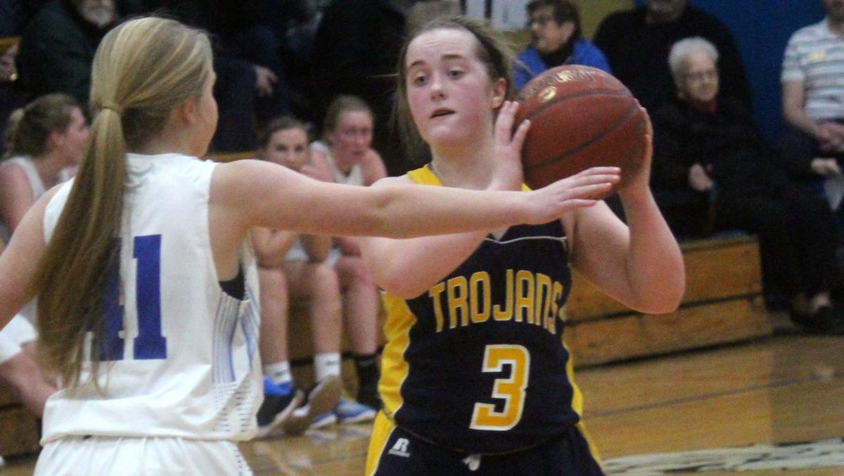 New Auburn at McDonell girls basketball 2-20-18