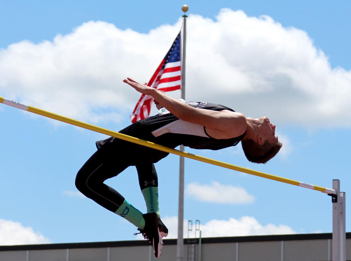WIAA State Track and Field Meet 6-4-16