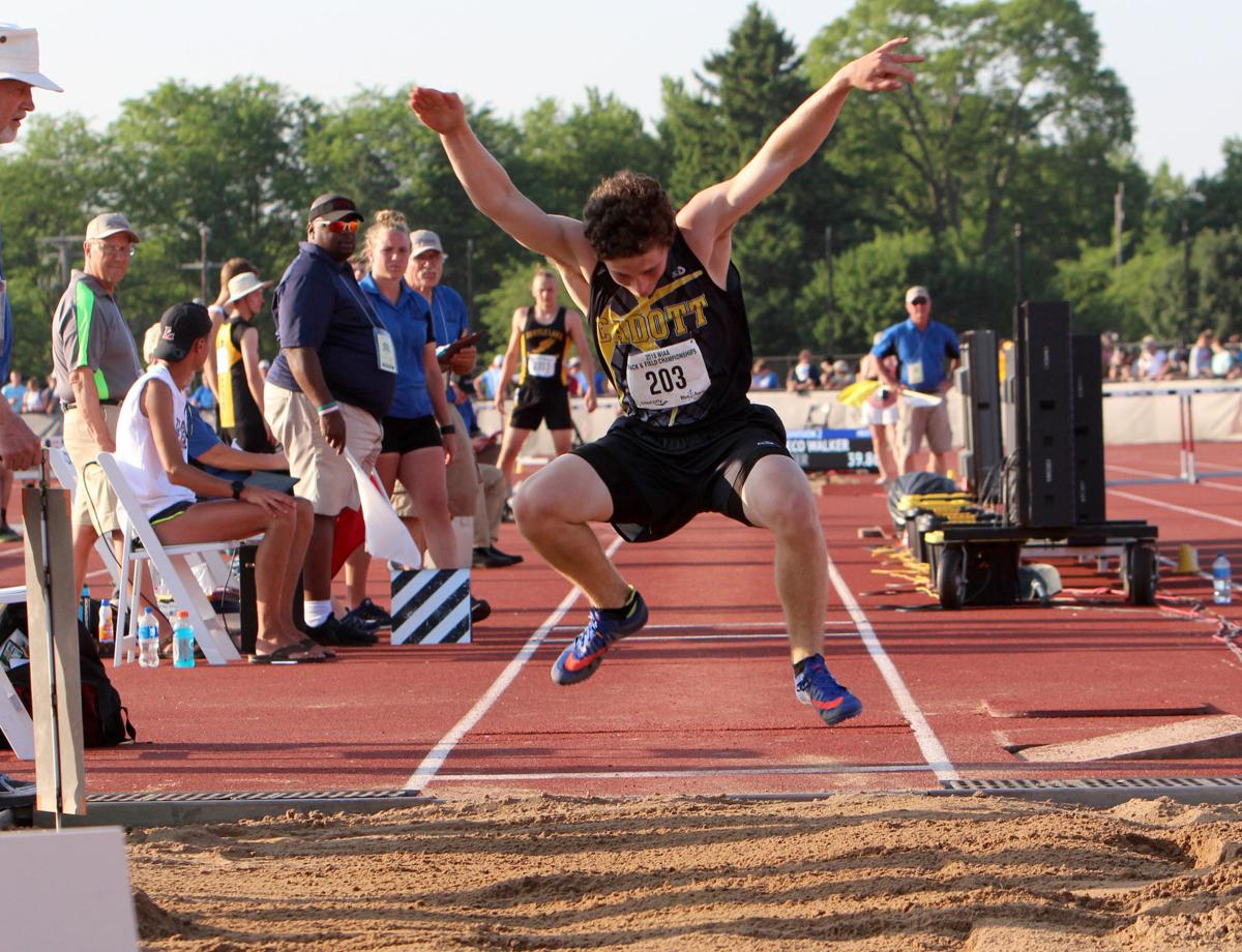 WIAA State Track and Field Championships Division 2-3 Session 6-1-18
