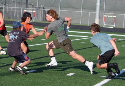 Chi-Hi Football Contact Day 7-15-21