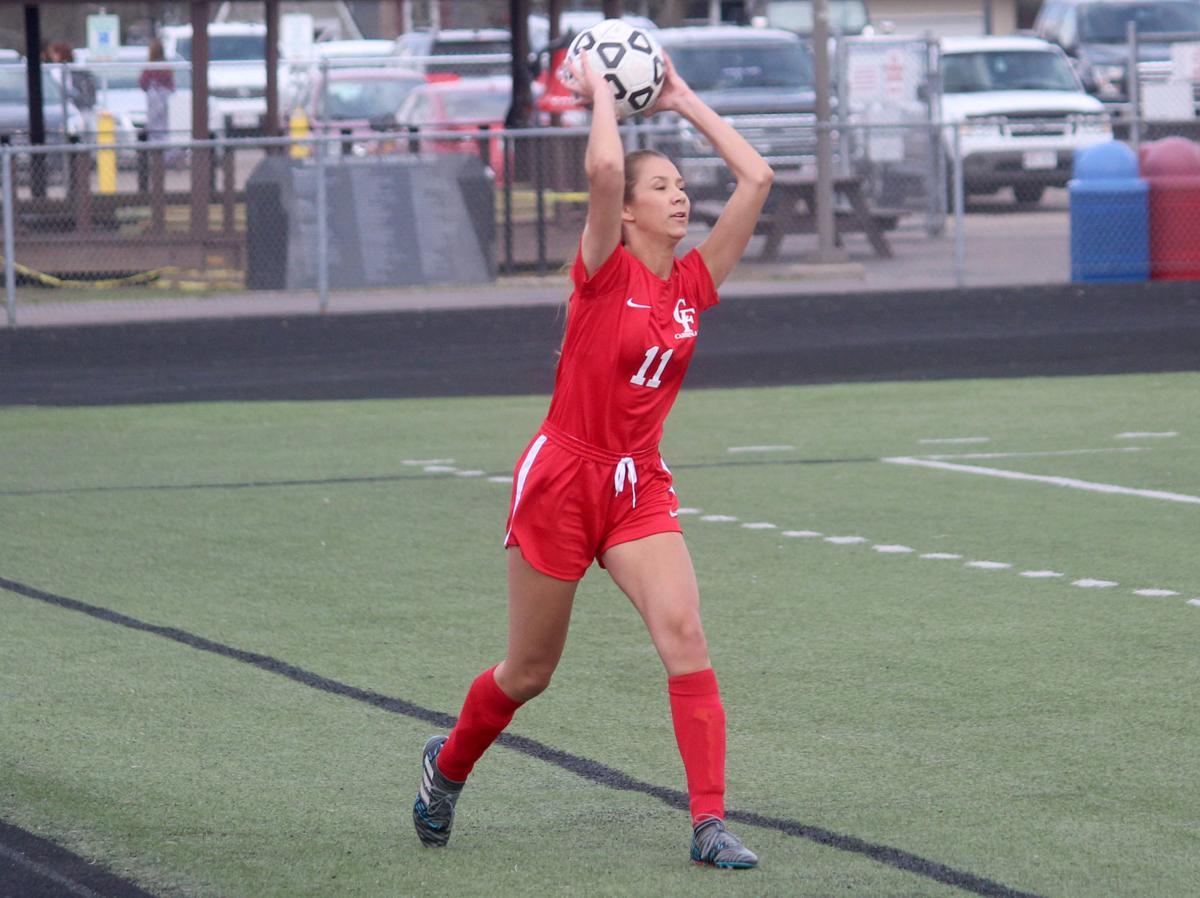 Menomonie at Chi-Hi girls soccer 5-11-19
