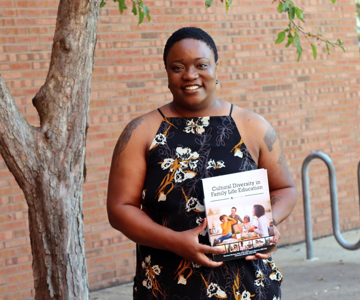 Co-author on diversity
