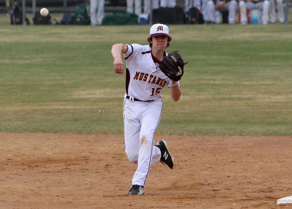 Menomonie at Chi-Hi baseball 5-18-21