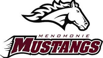 Menomonie Mustangs logo