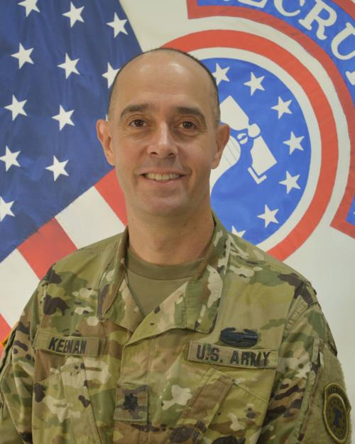Lt. Col. Collin Keenan
