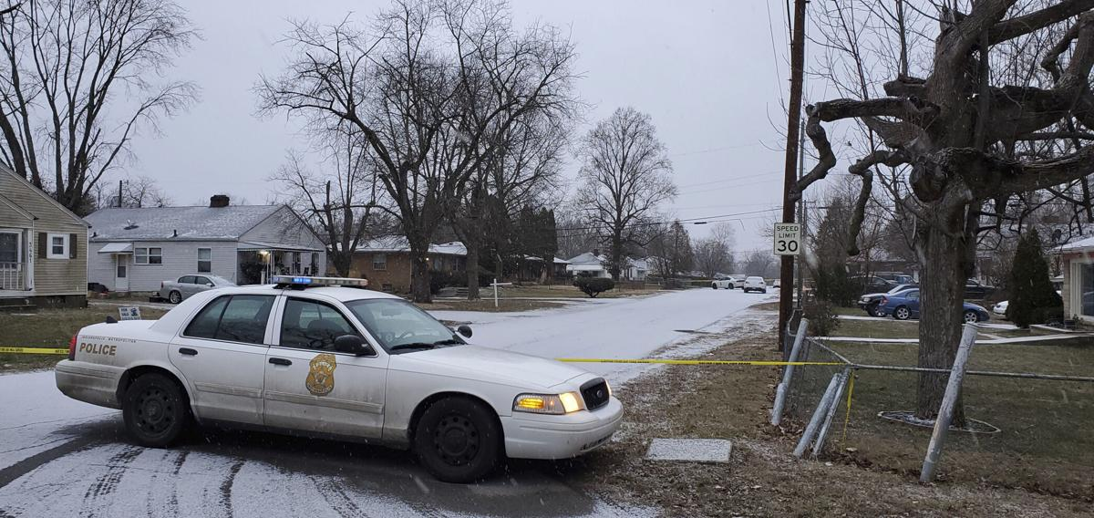 Deadly Shooting-Indianapolis