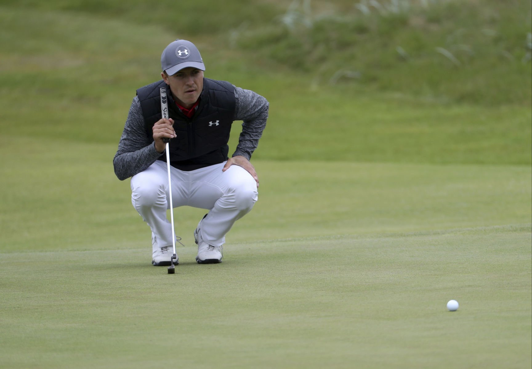 British Open: Pep talk from caddie inspires McIlroy