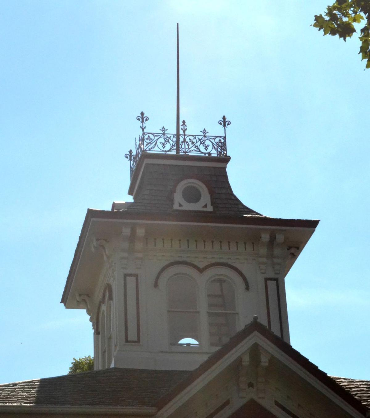 Cook-Rutledge belvedere