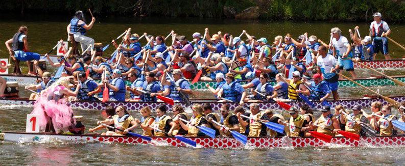 2016 dragon boat races