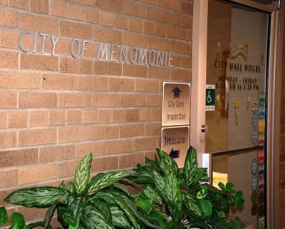 Menomonie city hall